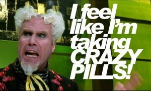 Will Ferrell Zoolander Zoolander mugatu:-)