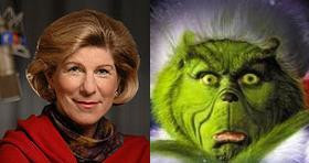 Nina Totenberg Wishes You A Very Merry Christmas!