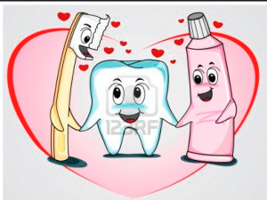 how to brush your teeth you will need a toothbrush toothpaste and ...