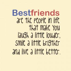 Top Best Friends Quotes