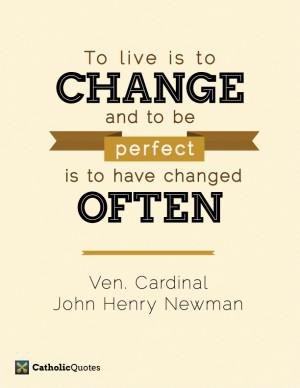 Venerable Cardinal John Henry Newman More