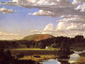 Frederic Edwin Church (Drawing & Painting)
