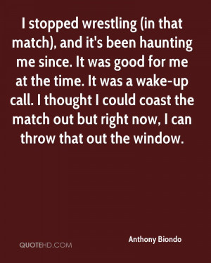 Quotes About Wrestling And Life