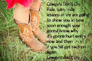 Cowgirls Dont Cry Brooks And Dunn