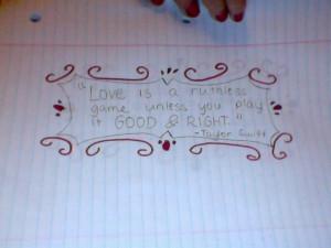 Taylor Swift quote by WinonaMalik1D