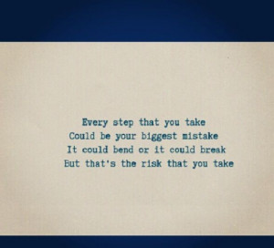 Coldplay quote