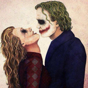 love it the joker and his love