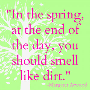 Spring Quotes For Kids In the spring quote