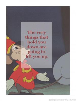 Disney Dumbo Quotes
