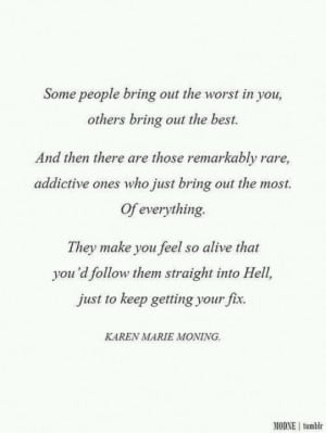 Rare people