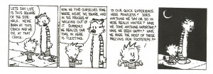 Calvin And Hobbes Quotes About Work Calvin & hobbes