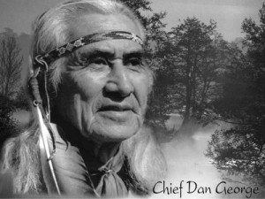The Words of Chief Dan George