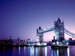 Tower Bridge, Attractive tourist destination in the London