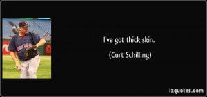 Thick Skin Quotes