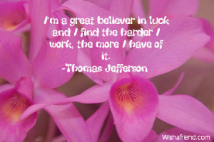 Good Luck Quotes for Friends