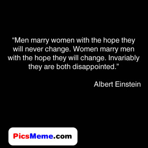 funny quotes on change, funny change quotes about women and men