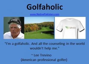 Golf Quotes :