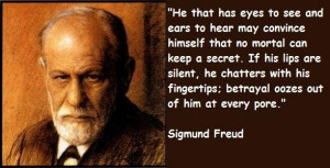 Sigmund freud famous quotes 4