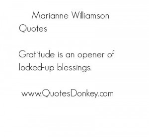 Marianne Williamson Quotes | Williamson section below are all our ...