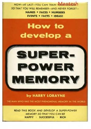 How to Develop a Super Power Memory -Mantesh.torrent