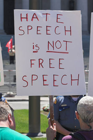Muslim's perspective on the right to freedom of expression