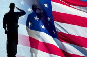Rules for Saluting US Flag