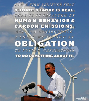 Obama Talks Climate Change During His First Post-Election Press ...