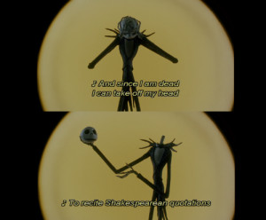 ... nightmare before christmas nightmare before christmas quotes tumblr
