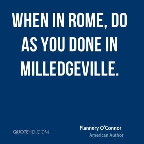wanted to go to Rome. I got an offer to do an Italian film and I ...