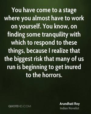 Arundhati Roy Quotes
