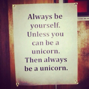 ... # unicorn # yourself # confidence # quote # quotes # girls # girl