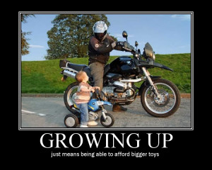 Motorcycle Motivational Posters (funny or not)