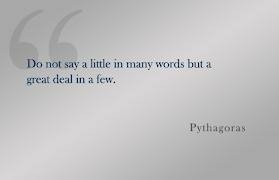pythagoras quotes