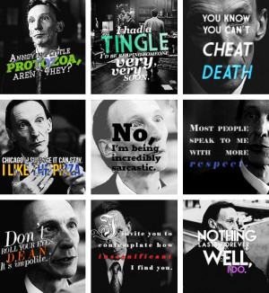 gifset] Death quotes #SPN death is one of my favorite characters! I ...