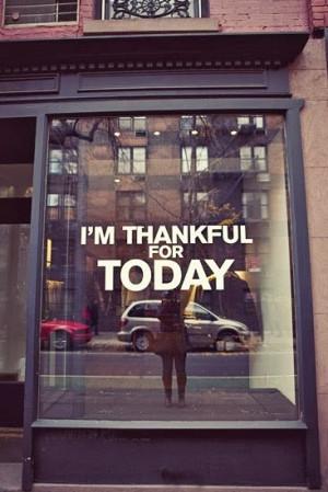 always start my day off....saying