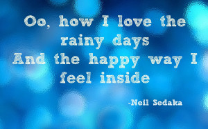 Rainy Day Wallpaper With Quotes Rainy day love quotes love