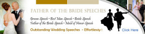 More on Humorous Father of the Bride Speeches