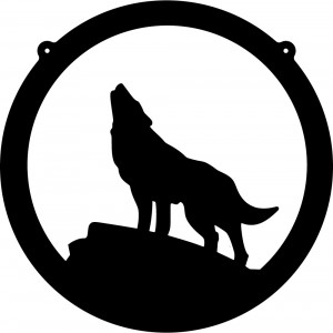 ... birthday quotes dennis dillard wolf head silhouette clip art 1000x1002