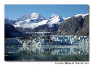 Johns Hopkins Glacier Inlet...