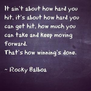 Rocky balboa, quo...