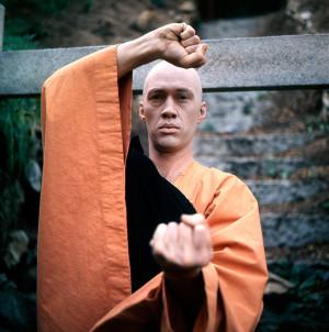 David Carradine Kung Fu Tv Series