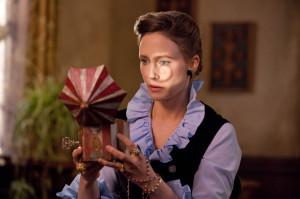 VERA FARMIGA as Lorraine Warren in New Line Cinema's supernatural ...