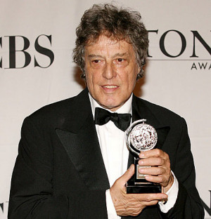 Tom Stoppard Picture Slideshow