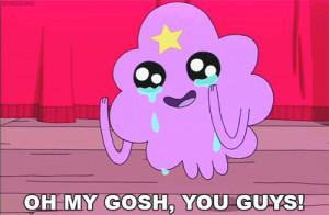 lumpy space princess. Oh my gosh, you guys!Adventure Time Animated ...