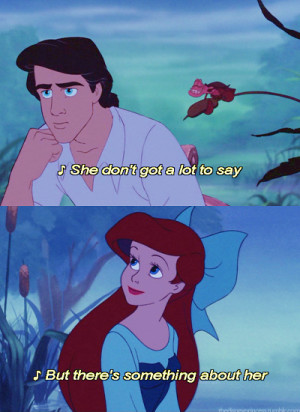 disney, love, quote, sembastion, text, the little mermaid