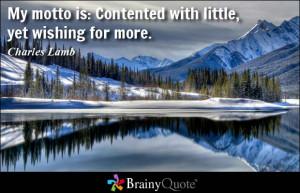 Motto Quotes