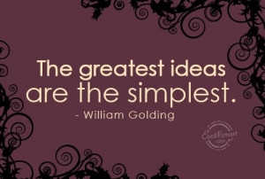 Quotes About Being Simple