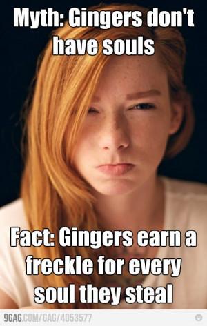 Gingers Jokes