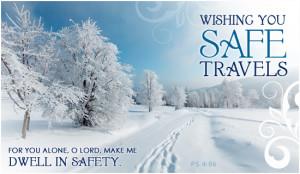 Safe Travels Ecard