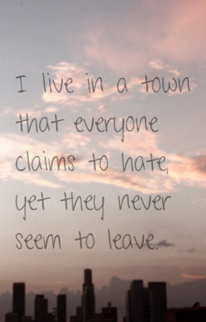 Everyone #Many #Live #Claim #Hate #Never #Leave #Home #Quote #Saying